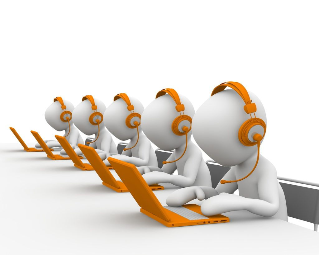 inside sales agent cold calling
