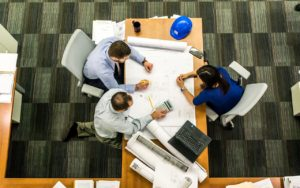 building a real estate team